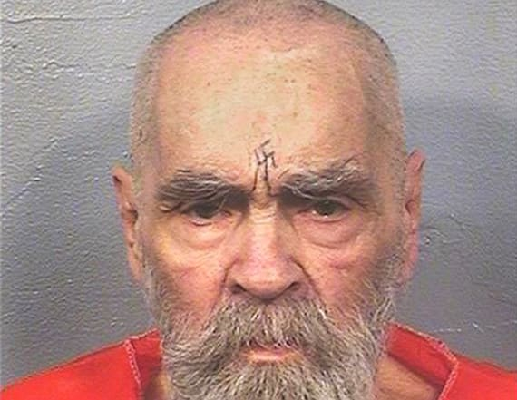Battle erupts over Manson's remains, estate