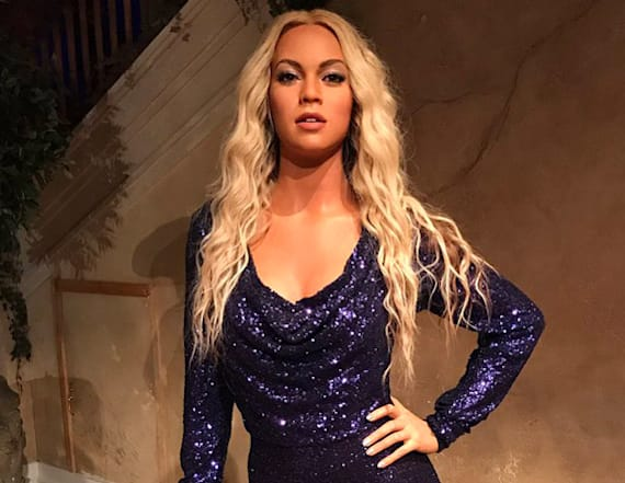 Beyonce wax figure removed after backlash