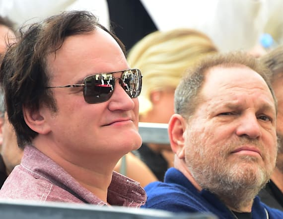 Tarantino says he 'knew enough' to act on Weinstein