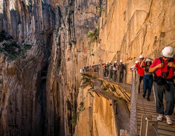 Don't look down: Spookiest travel destinations