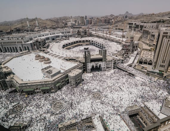 Saudi Arabia prepares for the annual Muslim hajj