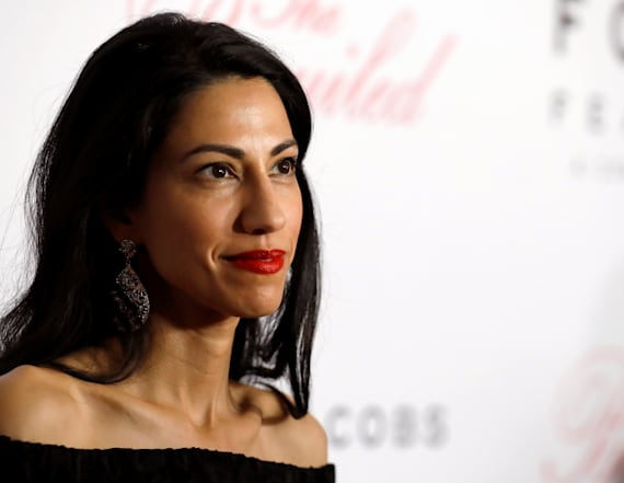 Clinton's paid Huma Abedin nearly $65K since defeat