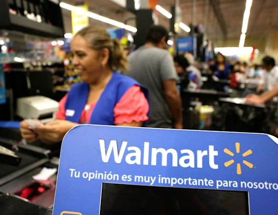 Walmart and Amazon are waging battle over clothing