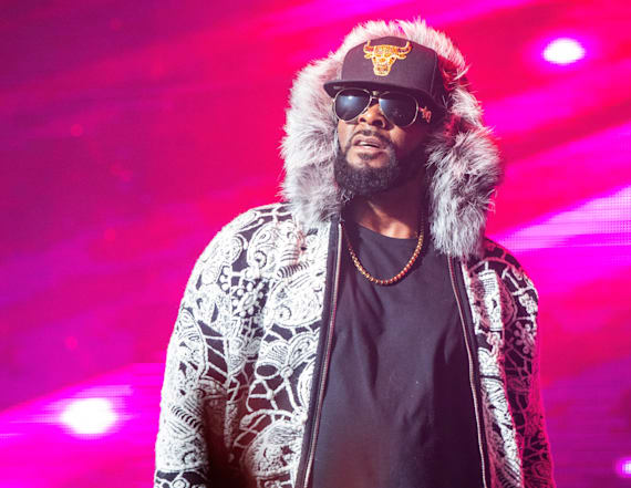 R. Kelly hit with sexual assault lawsuit