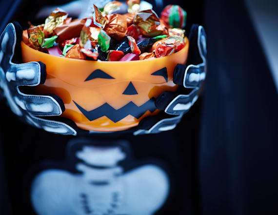 Here are the top 5 Halloween candies