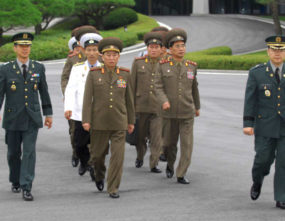 N. Korean generals reportedly watch one US news show
