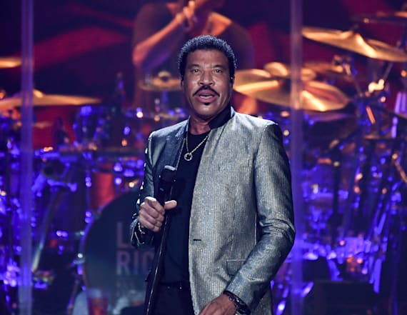 Lionel Richie is torn about Kennedy Center honors