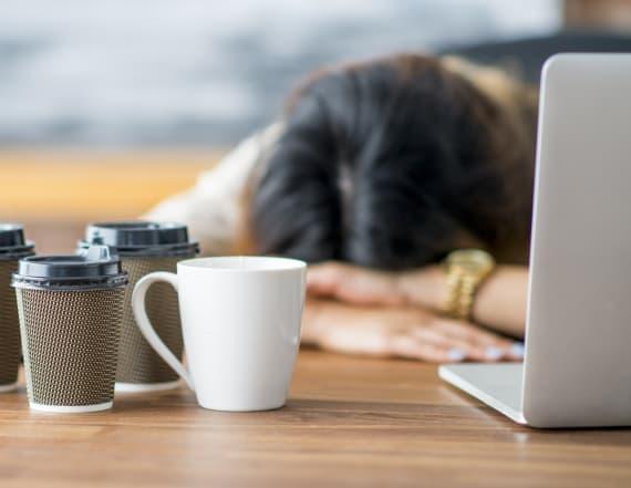 6 most unhealthy American work habits