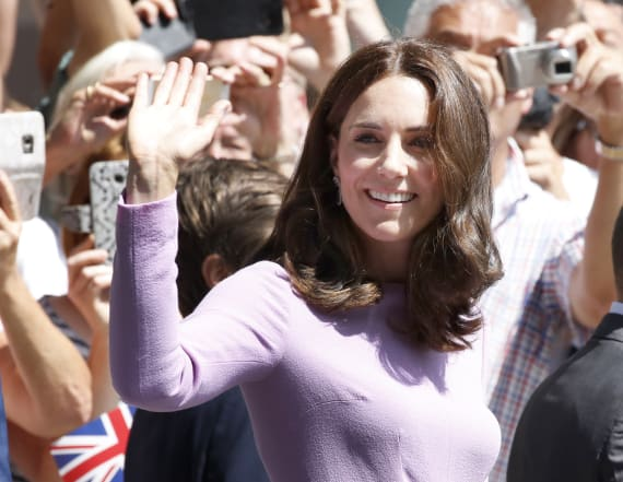 All of Duchess Kate's looks from royal family's tour