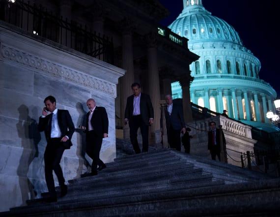 Trump signs bill to end government shutdown
