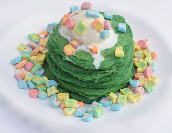 Go green with these recipes for St. Patrick's Day