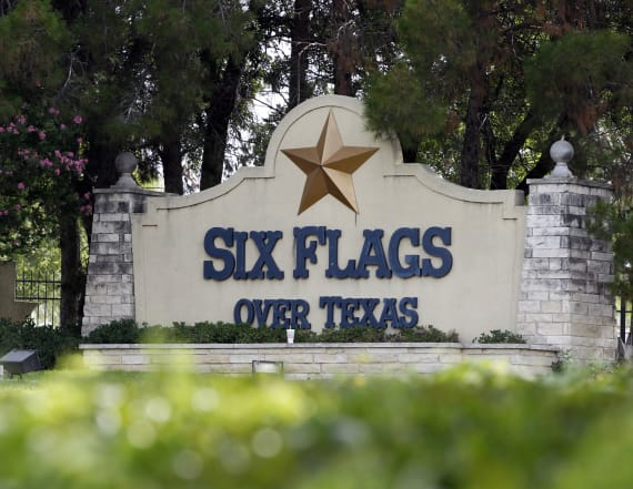 Six Flags Over Texas to keep flying Confederate flag