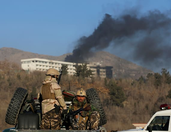 19 dead, 12 wounded in overnight Kabul hotel battle