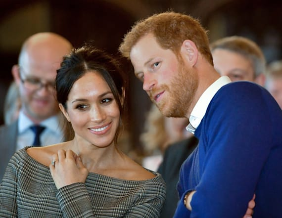 Harry and Meghan's honeymoon destination revealed