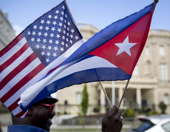 Cuba 'incidents' caused brain injury to diplomats