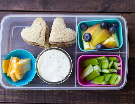 You can make 7 school lunches for under $2 each