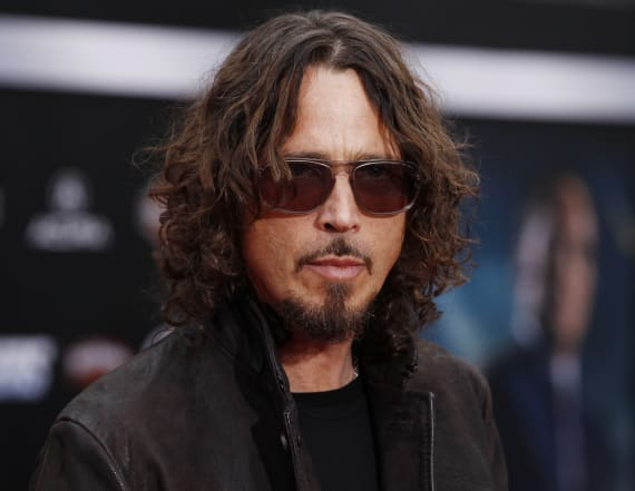 Chris Cornell's widow makes shocking claim