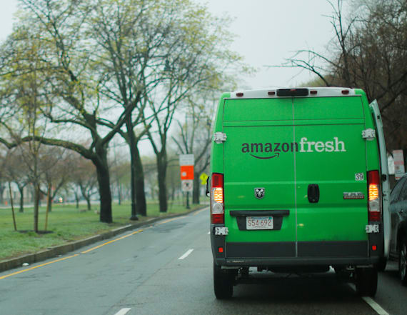 Amazon bought Whole Foods to solve this problem