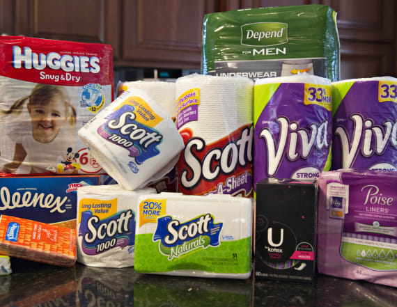 Kimberly-Clark to cut workforce by 12-13 percent