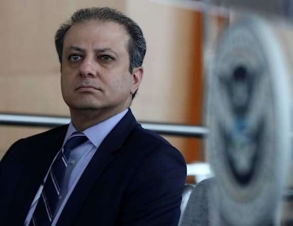 Bharara under investigation by Turkish prosecutors