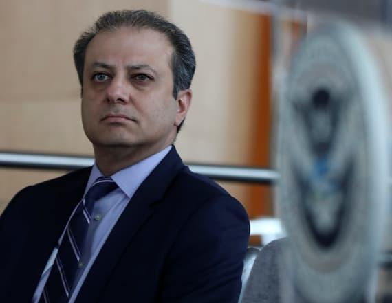 Bharara under investigation by Turkish prosecutors