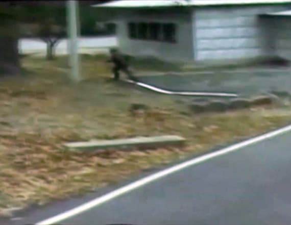 Video of North Korea defector's escape released