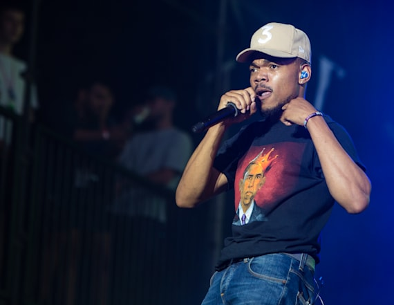 Nearly 100 hospitalized after Chance the Rapper show