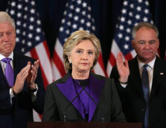 Book details turmoil behind Clinton's 2016 campaign