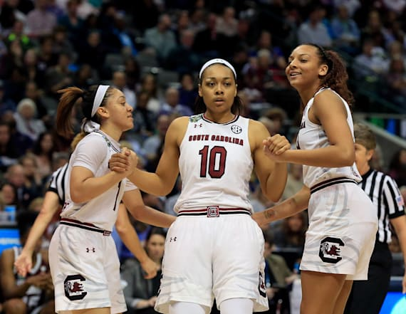 South Carolina captures first women's hoops title