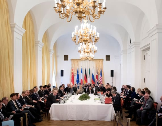 European powers make move to meet Trump ultimatum