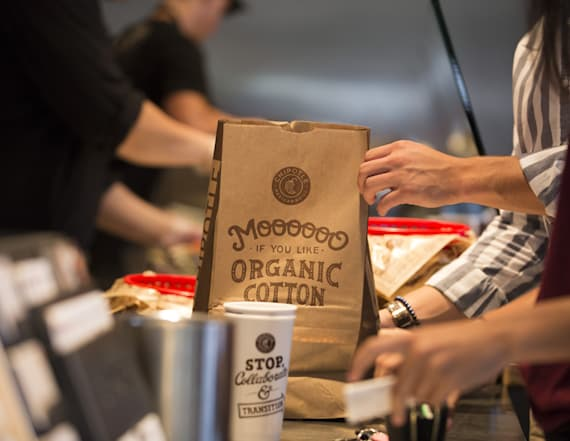 Chipotle is giving away free queso