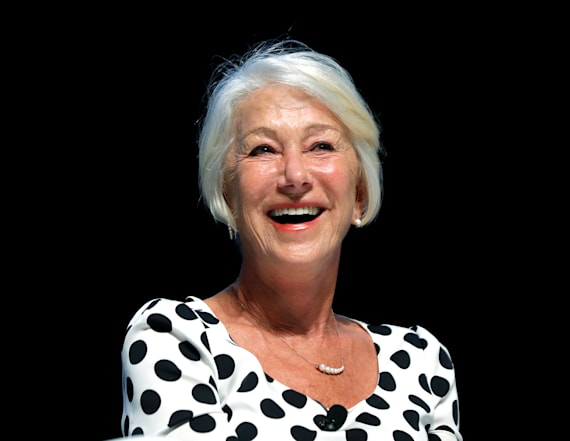 Star confesses to crush on Helen Mirren