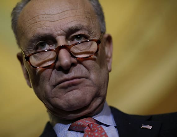 Schumer accused of harassment in forged documents