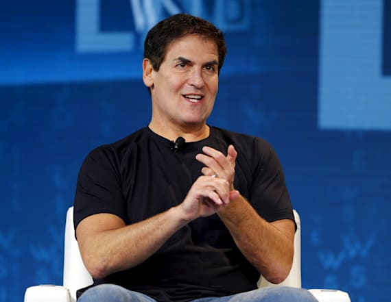 Mark Cuban reveals guide to getting rich