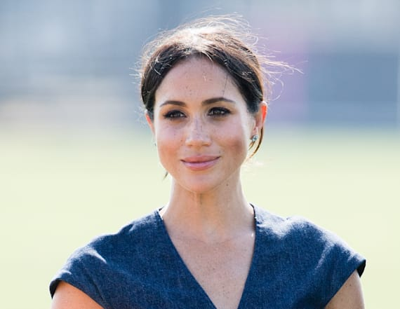 Why Meghan Markle's height is kind of deceiving