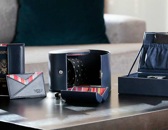 Luxe travel gifts for every guy