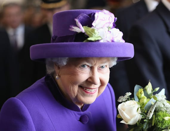Royal tradition Queen Elizabeth breaks once a year