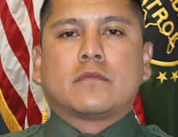 Reward offered after death of border patrol agent