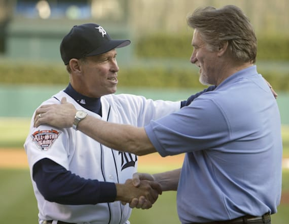 Morris, Trammell elected to MLB Hall of Fame
