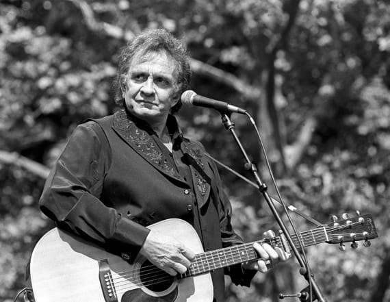 Johnny Cash's children have a message for neo-Nazis