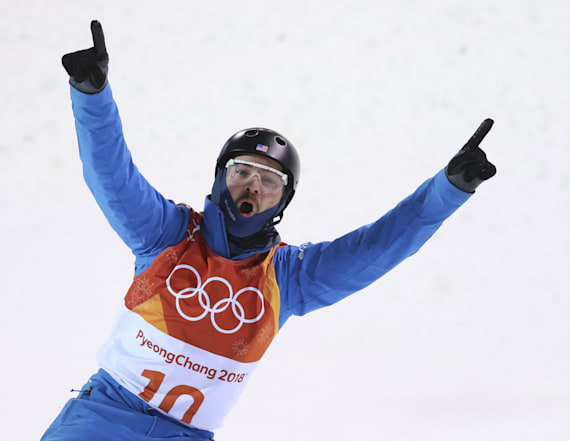US skier competes in his dead brother's ski suit