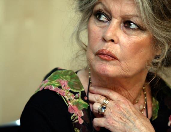 Brigitte Bardot calls #MeToo 'hypocritical'