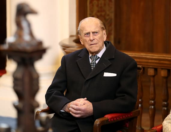 UK's Prince Philip has left the hospital in London