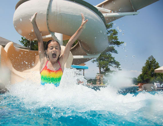 Water park is the first for people with disabilities