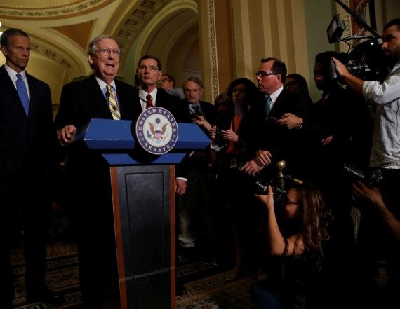 Senate GOP fails to pass 'skinny' Obamacare repeal