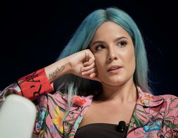 Halsey opens up about being biracial