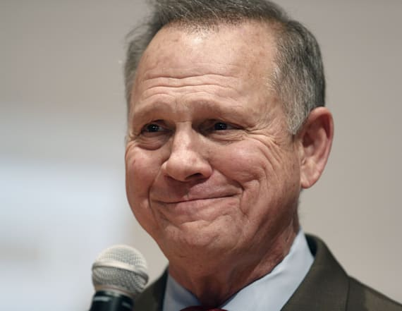 Here's what happens if Roy Moore demands a recount