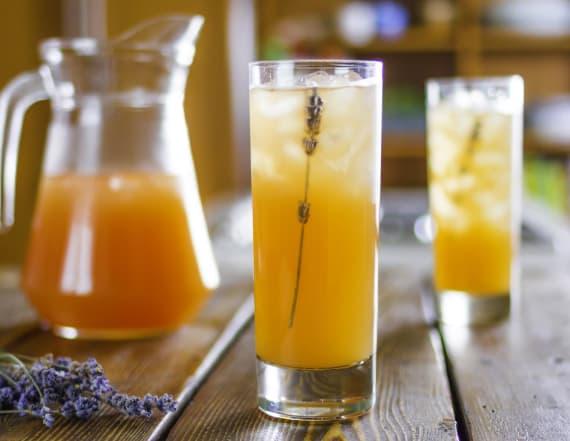 Best Bites: Lavender lemonade