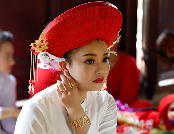 Once forbidden ritual is being revived in Vietnam