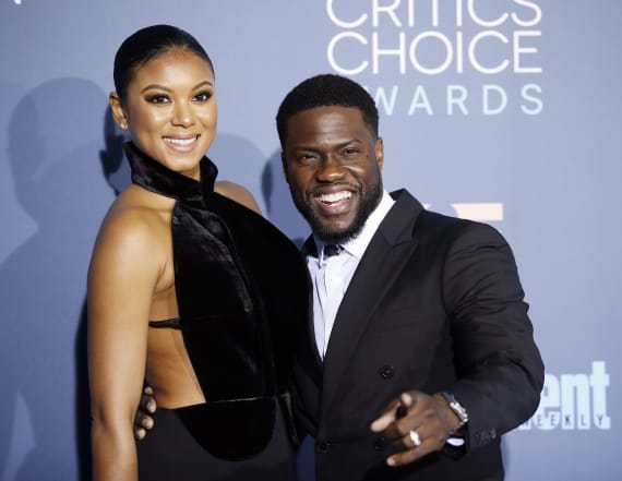 Kevin Hart talks about pics with another woman